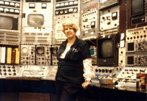 Elizabeth Rauscher at Berkeley, 1977